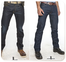 Levis :: Email (Fit Spectrum)